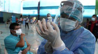 Vacunación de médicos contra la Covid-19